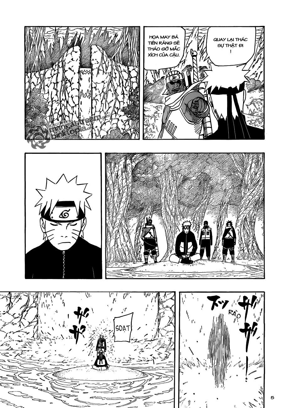 Naruto chap 495 Trang 5 - Mangak.info