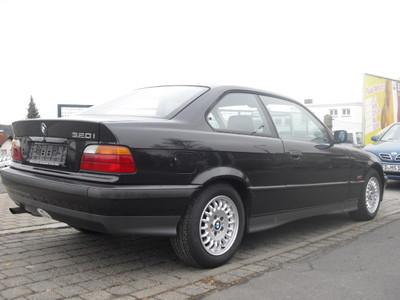 Зад купе BMW e36
