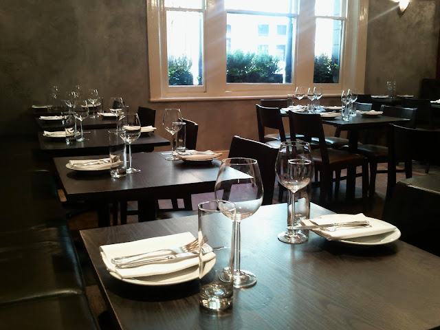 Opera Tavern Dining Room