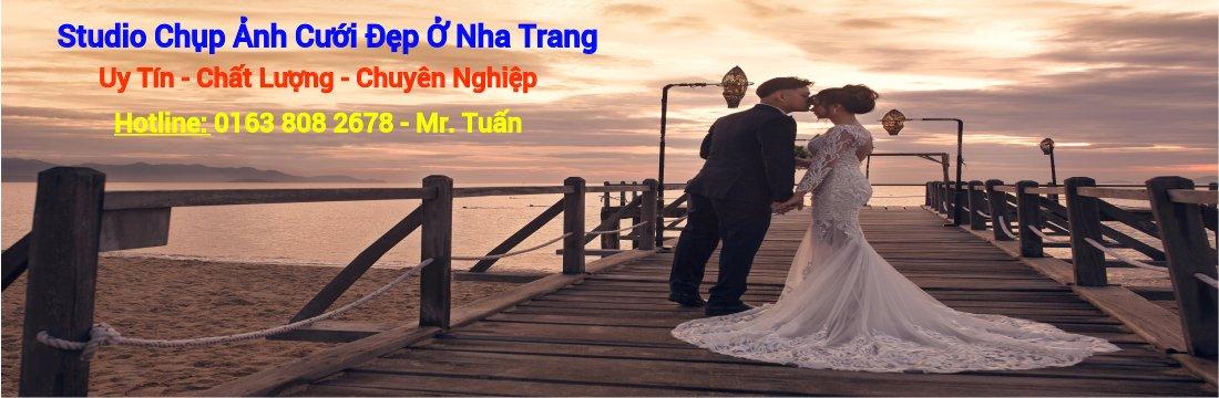 Chụp Ảnh Cưới Đẹp Nhất Nha Trang - Khế Studio