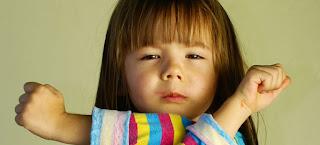 Mengenali dan mengambarkan emosi pada anak