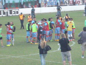 Brown 2 - Almagro 0 en fotos!