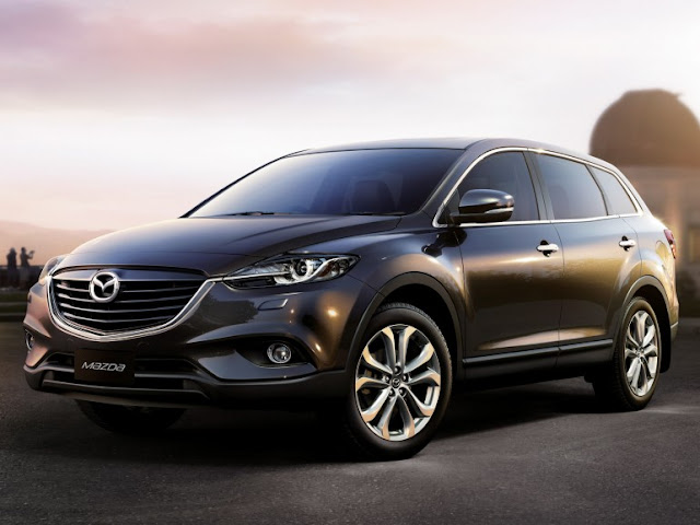 The 2013 Mazda CX-9 - Mazda has announced that it will be unveiling its 2013 CX-9 crossover SUV at the 2012 Australian International Motor Show, October 18 - 28