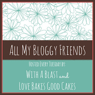 With A Blast: All My Bloggy Friends #62  {Tuesday thru Saturday}  #linkparty #anythinggoes #recipes #crafts #projects #decor #giveaways #diy