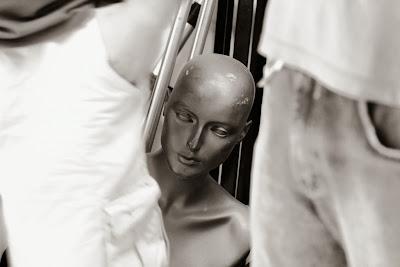 Ainda modelos, by Guillermo Aldaya / PhotoConversa