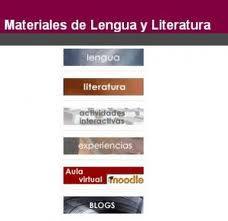 MATERIALES DE LENGUA Y LITERATURA (L. Domènech y a. Romeo)