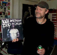 Niels Martin Kjøngsdal fra Amager Records. 30. januar 2019