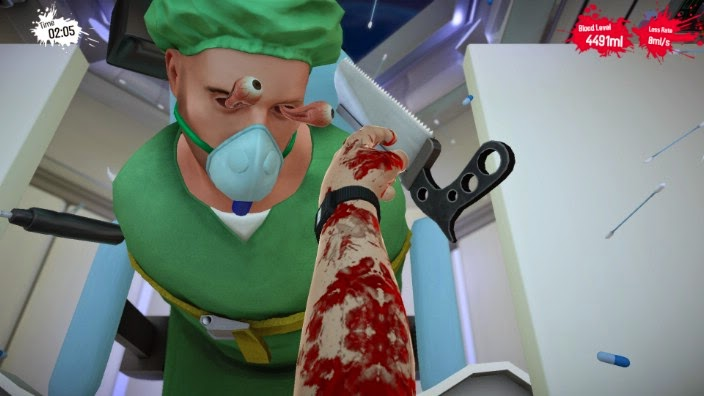 Surgeon Simulator – Anniversary Edition Full Torrent İndir