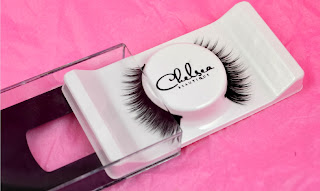 Chelsea Beautique - mink eyelashes - strip lashes - review