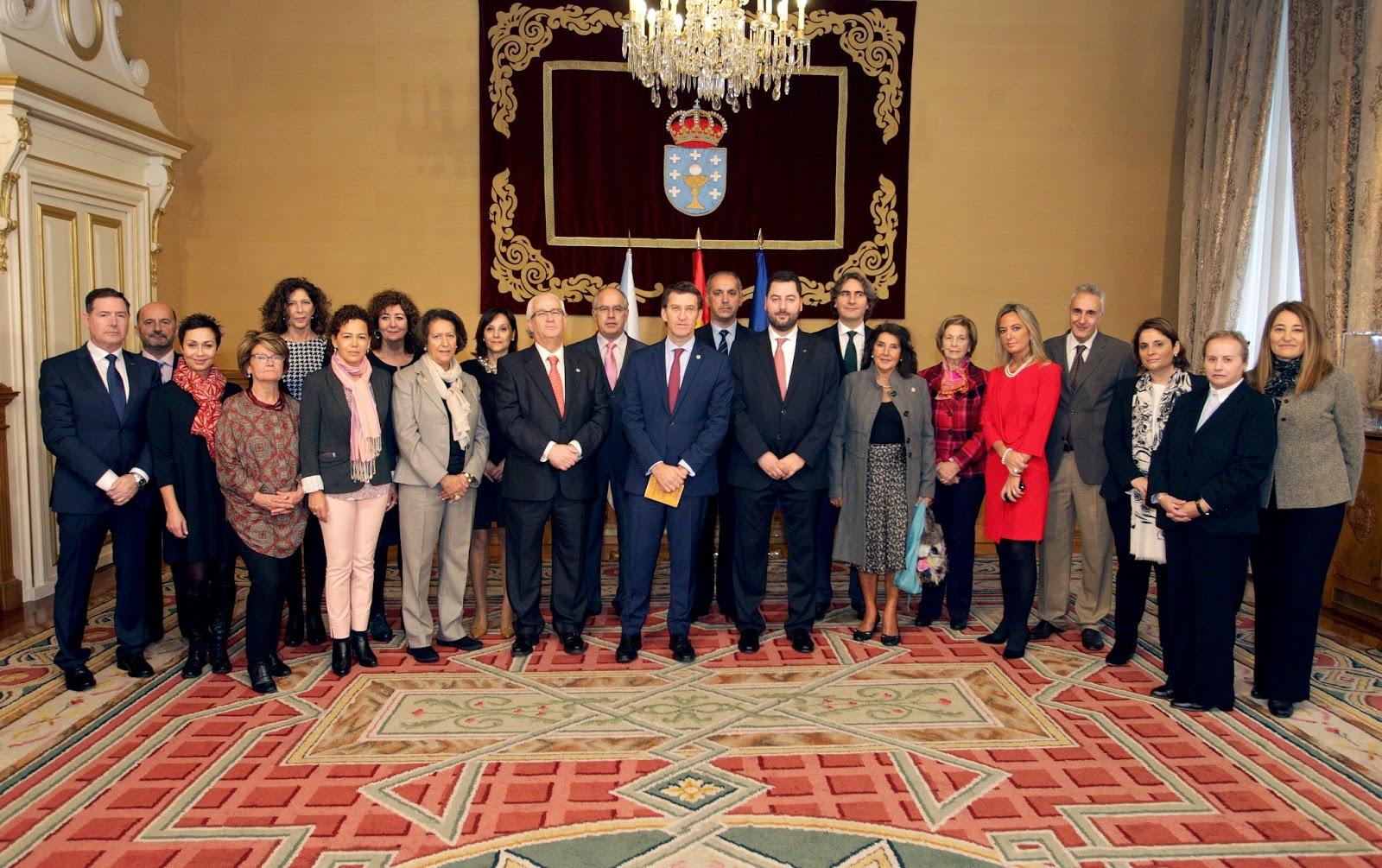 25º Aniversario de la Asociación de Protocolo de Galicia, por Olga Casal