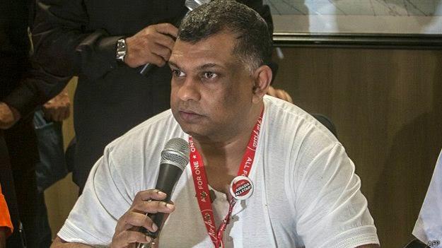 Tony Fernandez : CEO AIRASIA