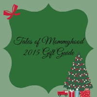 2015 Gift Guide, Christmas Gift Ideas, Tales of Mommyhood