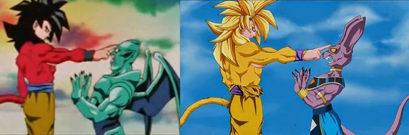Nuevo Modo Dios de Goku