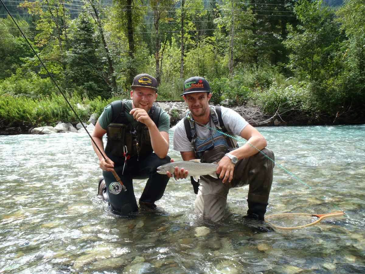 Freshwater fish canada - Best Freshwater Fishing In Canada Right Here In Pemberton Bc