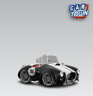Shelby Cobra 427 SC 1965 Racing by Gabriel