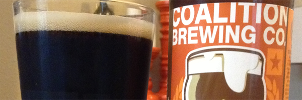 Coalition Brewing Co.s Loving Cup Maple Porter