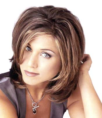 The 1990s Hit: The Rachel Hairstyle