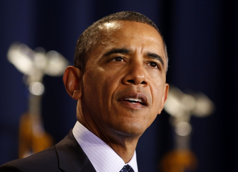 President BARRACK OBAMA says Kenya is not safe for FOREIGN journalists