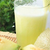 Resep Membuat Jus Melon Sehat Spesial