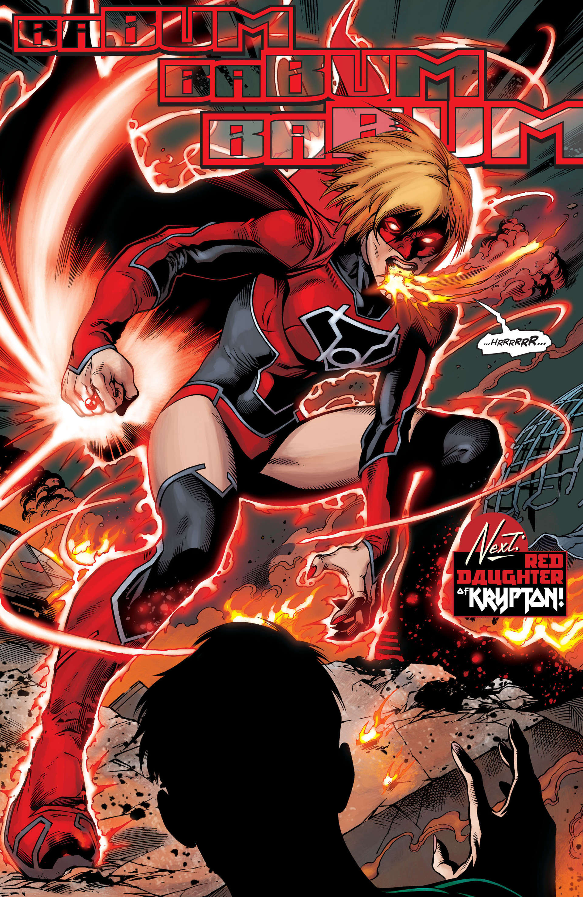 Supergirl (2011) Issue #28 #30 - English 21