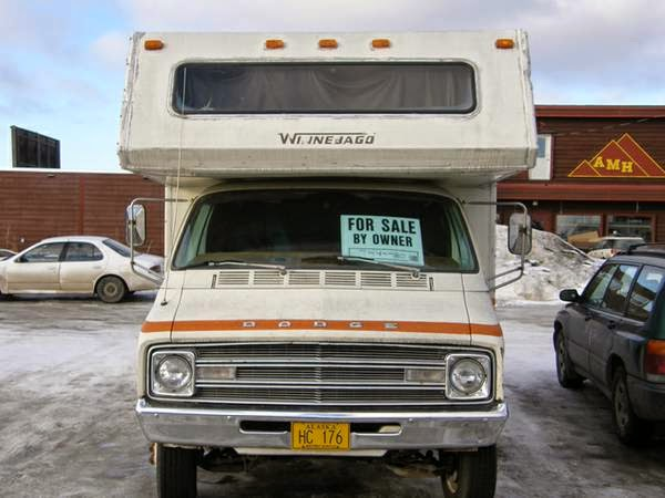 Used RVs 1977 Dodge Motorhome for Sale For Sale by Owner