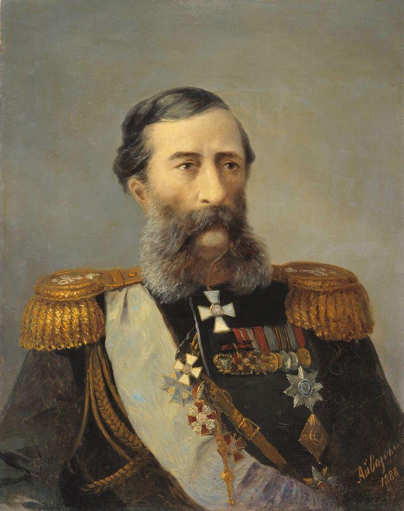 граф Михаил Тариелович Лорис-Меликов