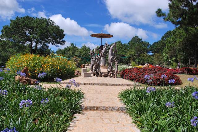 Dalat - Ville de fleurs au Vietnam - Photo An bui