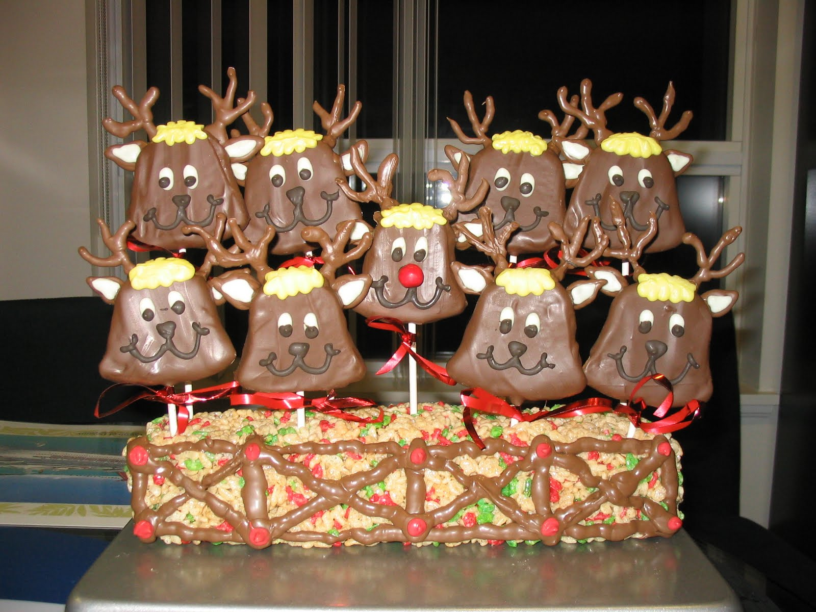 Edible Christmas Craft Ideas Part - 28: Cute Food For Kids?