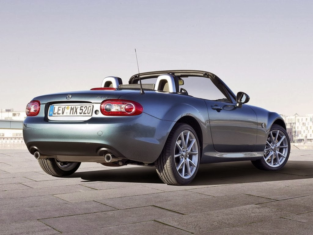mazda mx 5 miata sport convertible wallpapers. Black Bedroom Furniture Sets. Home Design Ideas