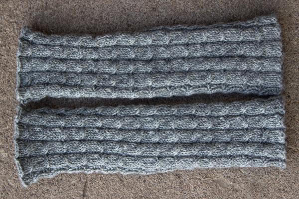 PauMau blogi nelkytplusbloggari nelkytplus nelkytplusblogit neulotut ranteenlämmittimet diy knitting