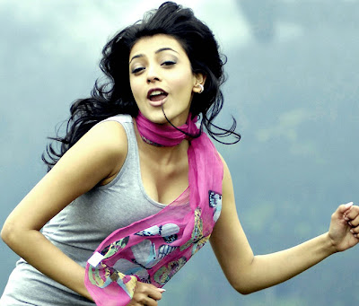 kajal agarwal hot wallpaper