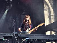 Mina Tindle au festival Fnac Live