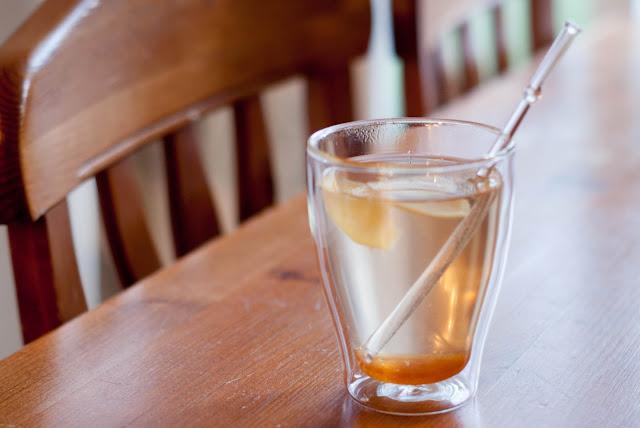 fresh verse gember thee sweet tea zoet honing honey recipe benfits healthy beatyofliving