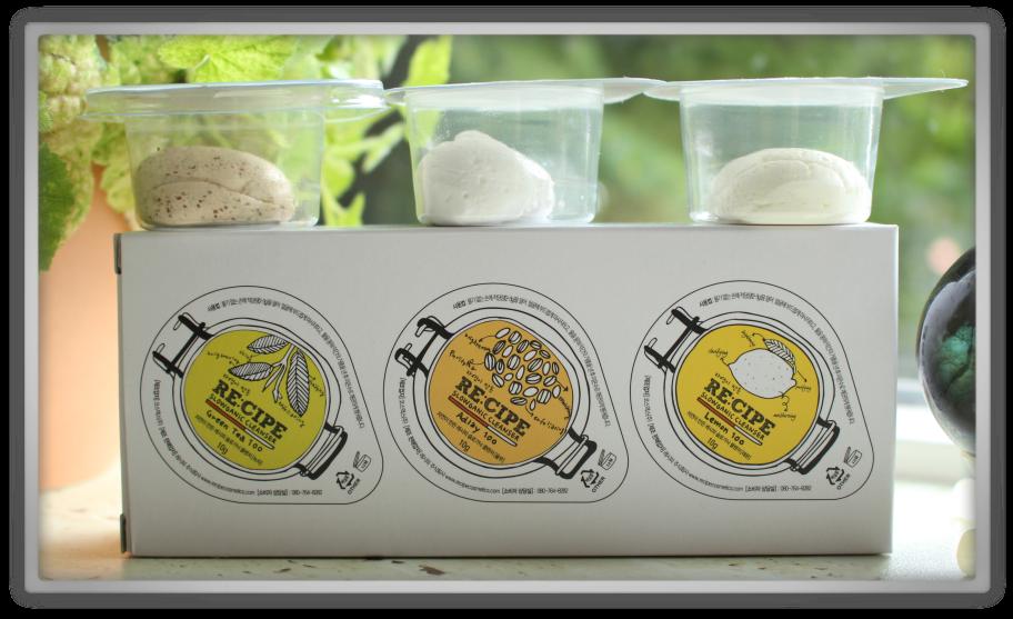 겟잇뷰티박스 by 미미박스 memebox beautybox naked nakedbox #14 unboxing review preview box RECIPE BY NATURE Slowganic Cleanser- Lemon & Green Tea & Adlay