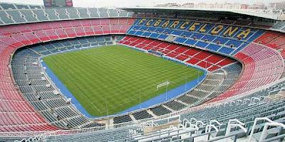 Klasemen Barcelona
