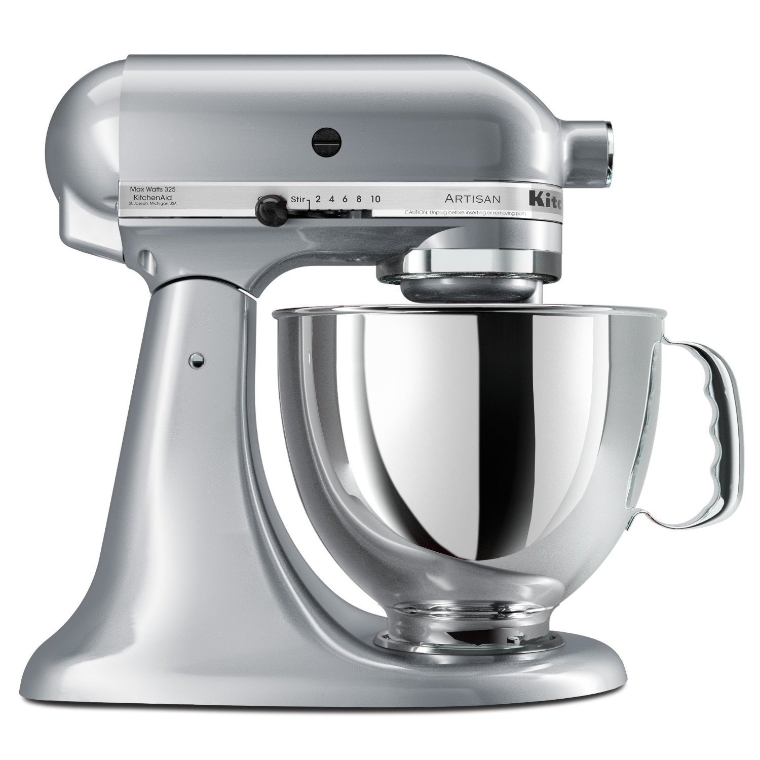 Grey Kitchenaid Mixer: LittleKitchenShop: KitchenAid Stand Mixer Artisan Series 5