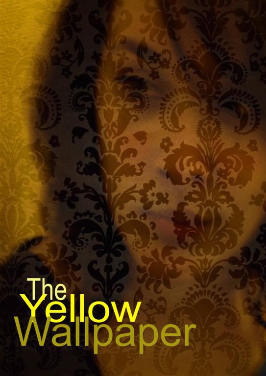 yellow wallpaper poster