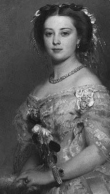 """The Mad Monarchist: Consort Profile: Empress Frederick (""""Vicky"""") of Great Britain"""