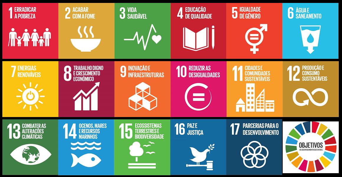 Objetivos de desenvolvimento sustentável ODS