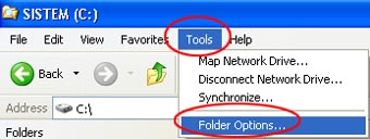 Cara Cloning Antar Harddisk Tanpa Software