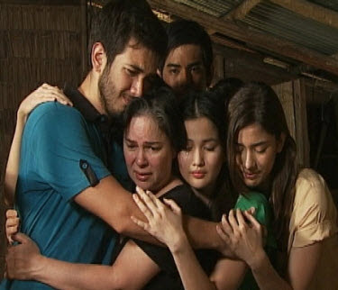 Matt Evans, Jaclyn Jose, Dianne Medina, Lauren Young and Neil Coleta MMK (June 16)
