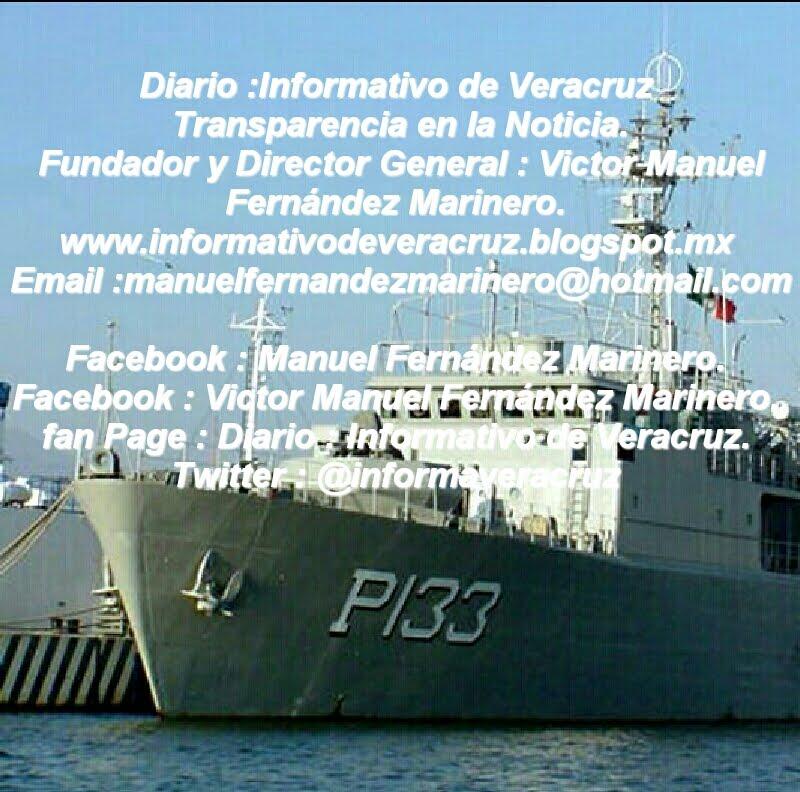 Diario : Informativo de Veracruz Transparencia en la Noticia