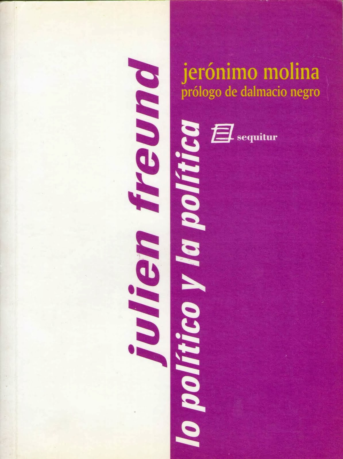 Introducción a Julien Freund