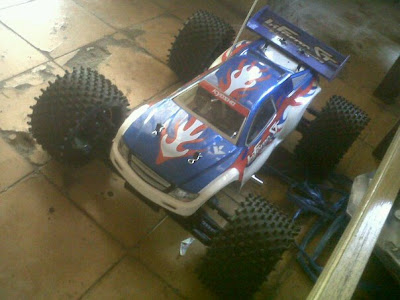 RC engine 28 offroad