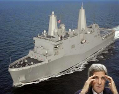 Estados Unidos Envia 550 Marines al Golfo Pérsico