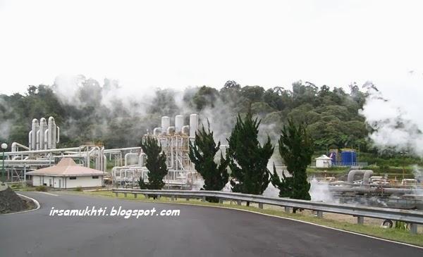 Awibengkok - Gunung Salak Geothermal Field