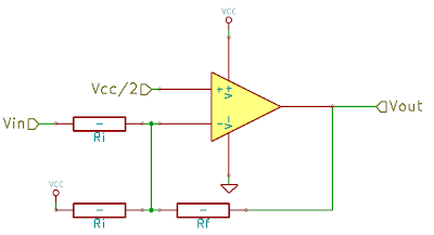 AC RMS voltage measurement with AVR microcontroller