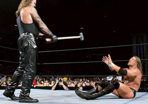 Adam's Wrestling: The Undertaker's Wrestlemania Streak