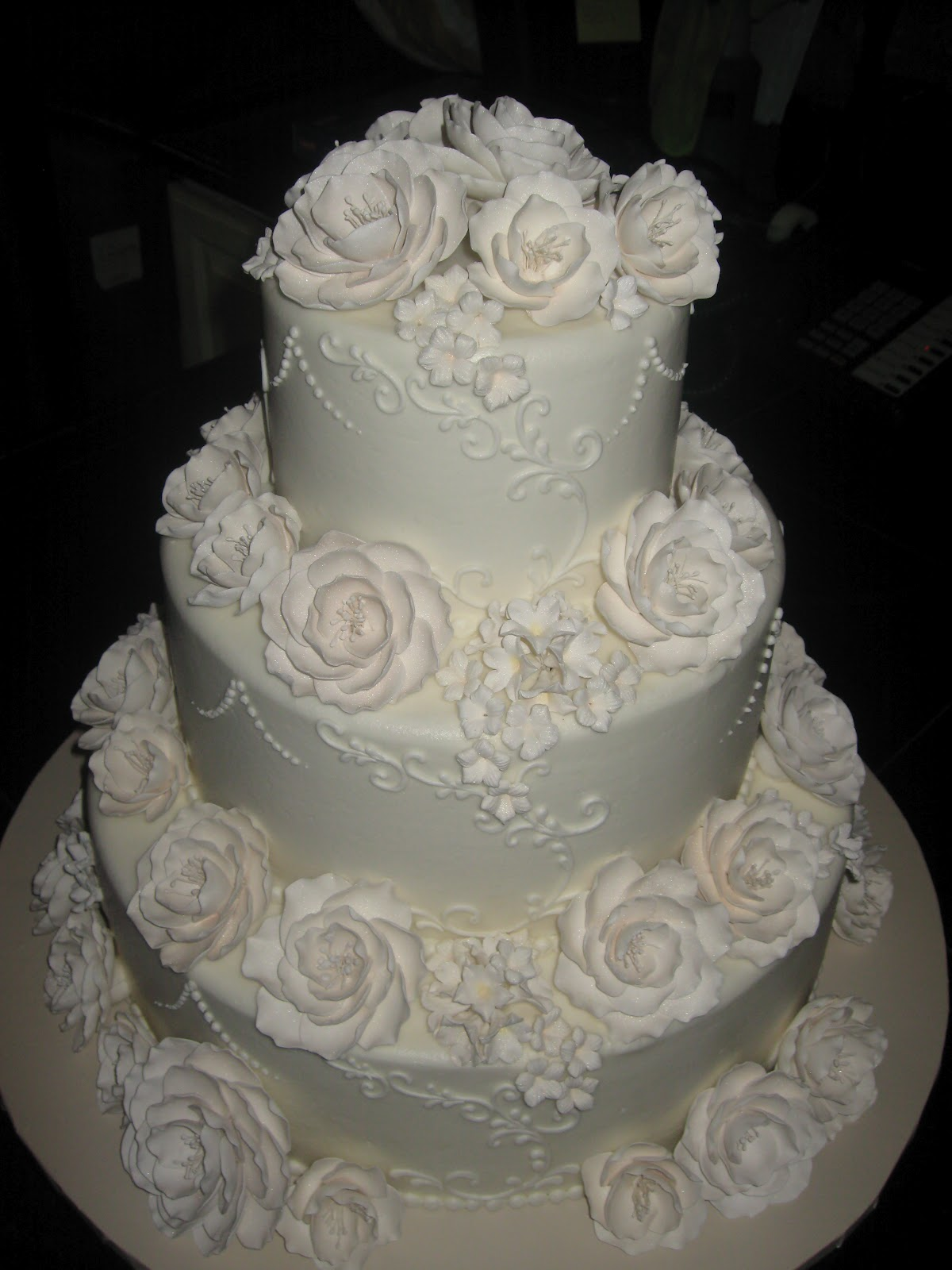 """It s All About The Cake"" Summer Wedding cakes"