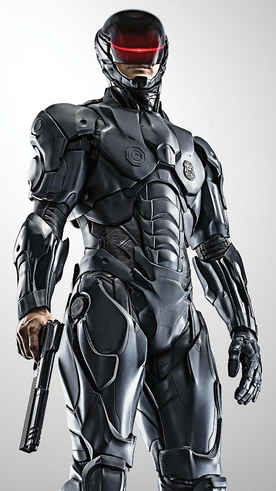 RoboCop Armour Suit   Galaxy Note HD Wallpaper
